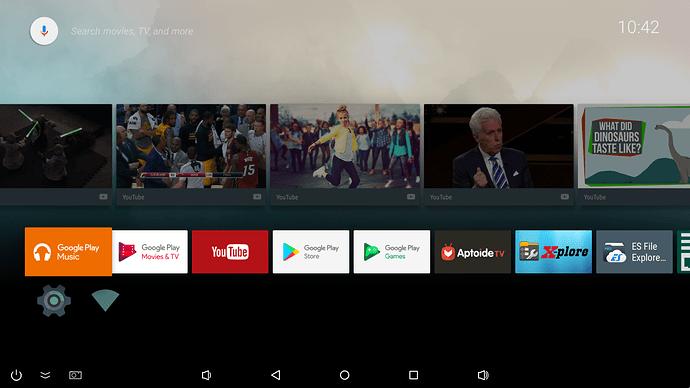 ROM] Khadas Vim SCV1-ATV (Android TV) - Android - Khadas Community