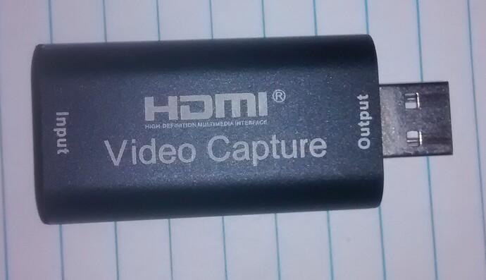 HDMI2USB-Capture