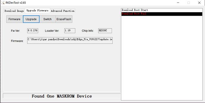 maskrom_fail