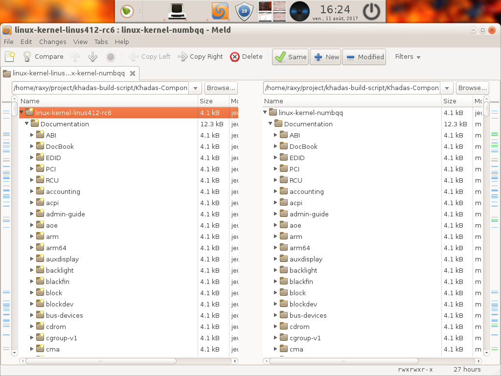 DIY mainline kernel (4 12)+ ubuntu base 17 04 (zesty) for