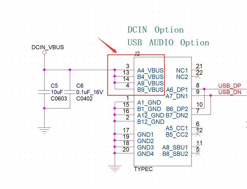 USB C16