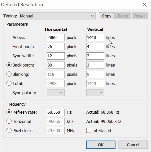 HDMI Resolutions testing - General Discussion - Khadas Community